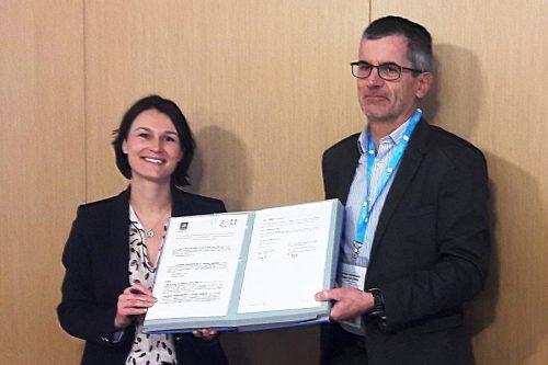 La RGD et le CRAIG signent un accord cadre