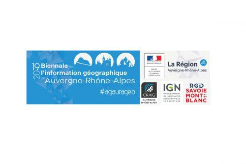Première biennale AGAURAGEO à Lyon . Rendez-vous en 2021 pour les 25 ans de la RGD !